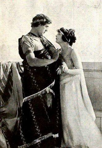 Herbert Heyes - Herbert Heyes and Ann Mason in Deliverance (1919)