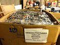 Demanufactured Circuit Boards! @ Free Geek Chicago (13936092003).jpg