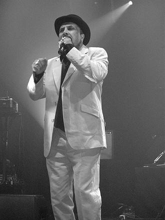 Dennis Alcapone - Dennis Alcapone performing in 2006.