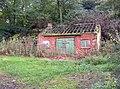 Derelict sheds, Temple Newsam Park, Colton - geograph.org.uk - 263672.jpg