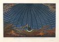 Design for The Magic Flute- The Hall of Stars in the Palace of the Queen of the Night, Act 1, Scene 6 MET DT214829.jpg