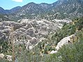 Devil's Punchbowl in the Angeles National Forest, San Gabriel Mountains of Los Angeles County, CA. USDA USFS photo. (33896579524).jpg