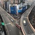 Dhaka Moghbazar-Mouchak flyover.jpg