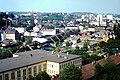 Dia von Wuppertal, Elberfelder Zentrum von Schwarzer Weg aus.jpg