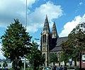Die neugotische kath. Pfarrkirche St. Clemens in Solingen wurde 1890-92 erbaut - panoramio.jpg