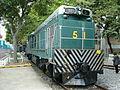 Diesel loco no. 51 (7985876939).jpg