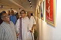 Dignitaries - Biswatosh Sengupta Solo Exhibition - Kolkata 2015-07-28 3341.JPG