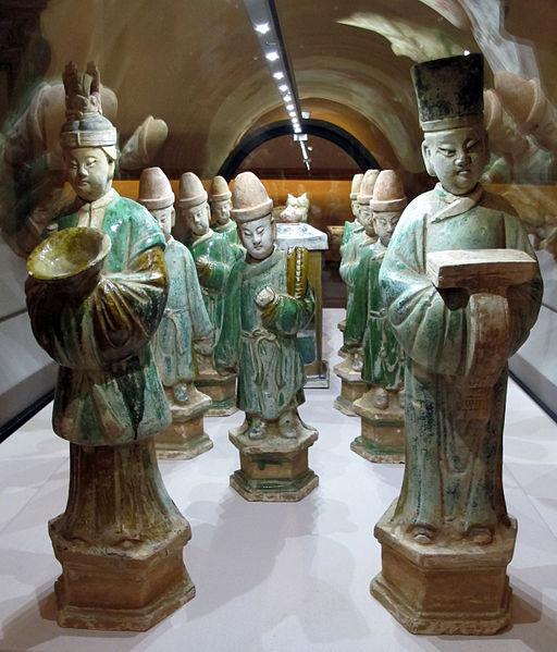 File:Dinastia ming, corteo funerario in ceramica sancai, 1368-1644 ca. 03.JPG