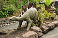Dinosaur sculptures at Dan yr Ogof (8918).jpg