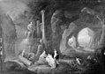 Dirck van der Lisse - Seven Nymphs in a Grotto - KMSst230 - Statens Museum for Kunst.jpg
