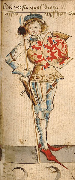 Dirk I, Count of Holland, by Hendrik van Heessel.jpg