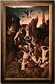 Dirk bouts, caduta dei dannati (inferno), 1450 ca. 01.jpg