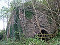 Disused lime kiln by the riverbank - geograph.org.uk - 404049.jpg
