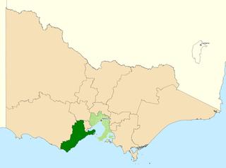 Division of Corangamite Australian federal electoral division