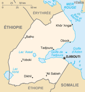 Image illustrative de l'article Contestation à Djibouti en 2011