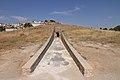 Dolmen de Viera, vista exterior con Antequera al fondo.jpg