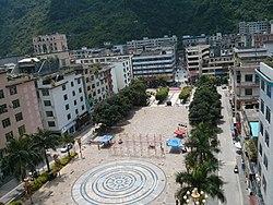 Dong`lan Culture Square 2015.5.28.jpg
