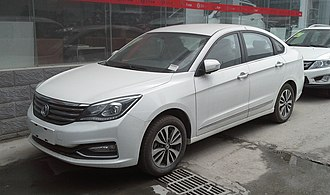 Dongfeng Fengshen - Image: Dongfeng Fengshen A60 facelift II China 2016 04 07