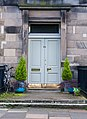 Door of 16 Carlton Terrace, Edinburgh, Scotland, GB, IMG 3626 edit.jpg