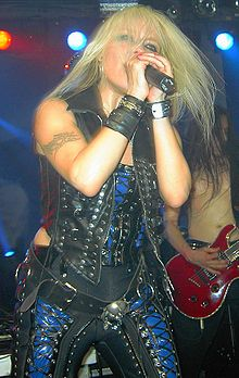 Doro Pesch live in 2006