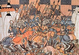 Battle of Dorylaeum (1097) Part of the First Crusade