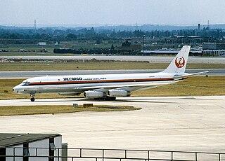 JAL Cargo Flight 8054 plane crash
