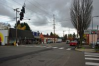 Downtown - Gladstone, Oregon.JPG