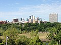 Downtown Minneapolis from the University of Minnesota east bank.jpg