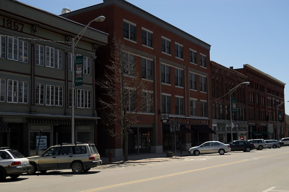 Downtown St. Johnsbury