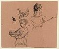 Drawing, Figure studies, ca. 1890 (CH 18404429).jpg