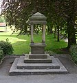 Drinking Fountain - Recreation Ground, Station Road, Luddenden Foot - geograph.org.uk - 810832.jpg