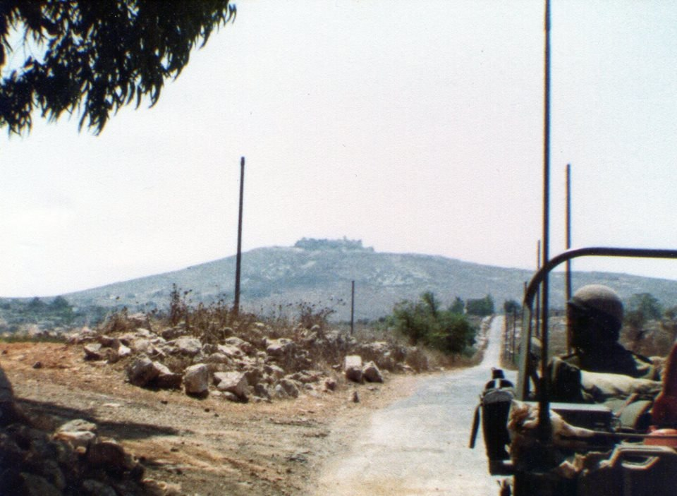 Drive towards the beaufort 1982