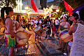 Drummers protest intl womens day brazil.jpg