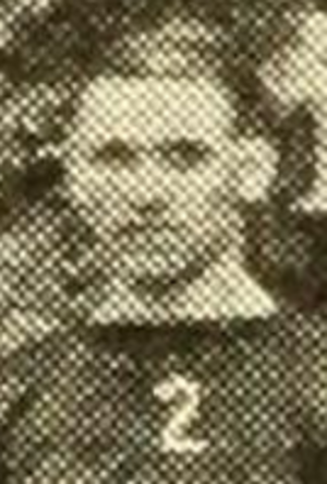 Joseph DuMoe - DuMoe pictured coaching the Fordham team c 1920