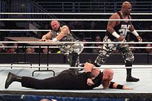 Phil allely wrestling ramble madison rayne pics