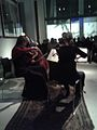 Dudok String Quartet - Pharos Arts Foundation - Concert at The Shoe Factory 2014.jpg