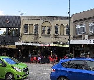 Dunedin Athenaeum and Mechanics Institute Private lending library in Dunedin, New Zealand