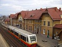 Dworzec Żywiec - Zabłocie.JPG