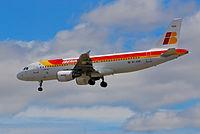 EC-KOH - A320 - Iberia