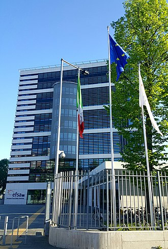 European Food Safety Authority - Image: EFSA Parma Headquarters