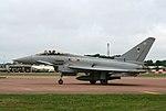 EGVA - Eurofighter EF-2000 Typhoon - Royal Air Force - ZJ924 DD (30140715958).jpg