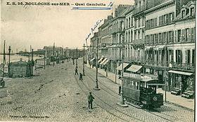 Tramway de boulogne sur mer wikip dia for Boulogne sur mer piscine