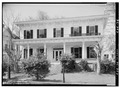 EXTERIOR, SOUTH FRONT - Fisher-Bachman House, 1615 Hampton Street, Columbia, Richland County, SC HABS SC,40-COLUM,13-1.tif