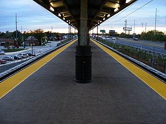 East Chicago station - Image: East Chicago NICTD station