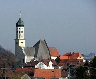 Eberhardzell - Church of Saint Mary