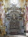 Ebrach, Kloster Ebrach, Altar of Saint Bernard 002.JPG