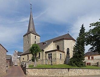 Eckelrade - Image: Eckelrade, de Sint Bartholomeuskerk RM34676 foto 4 2016 07 10 10.33
