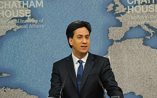 Shadow Cabinet of Ed Miliband Former Shadow Cabinet of the United Kingdom