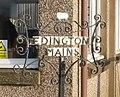 Edington Mains sign P1010998.jpg
