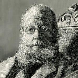 Edward Lear - Lear in 1887